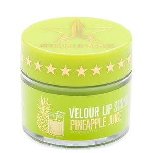 Jeffree Star Velour Lip Scrub Pineapple Juice